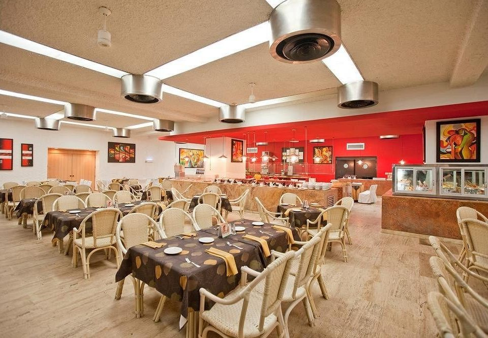 restaurant function hall cafeteria