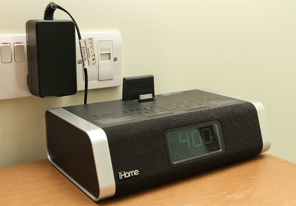 desk electronics product multimedia technology laser camera