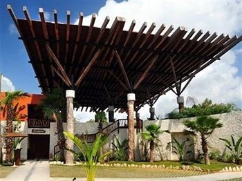 sky property pergola outdoor structure canopy