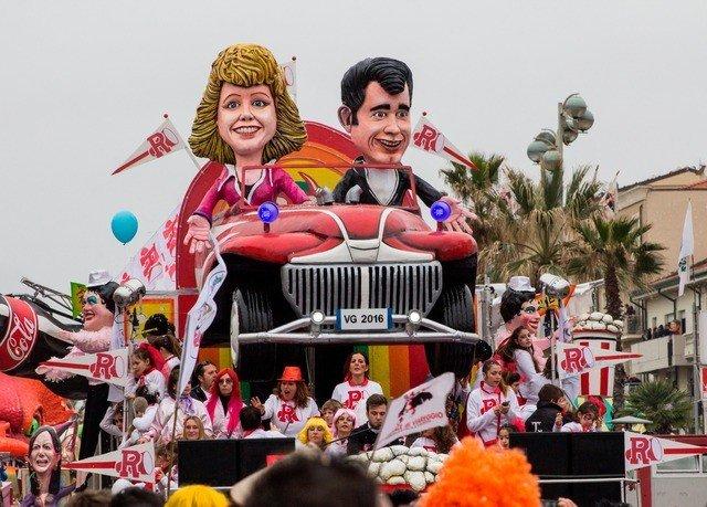 carnival event festival parade fair colorful