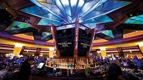 marketplace nightclub function hall Casino audience convention center store sale