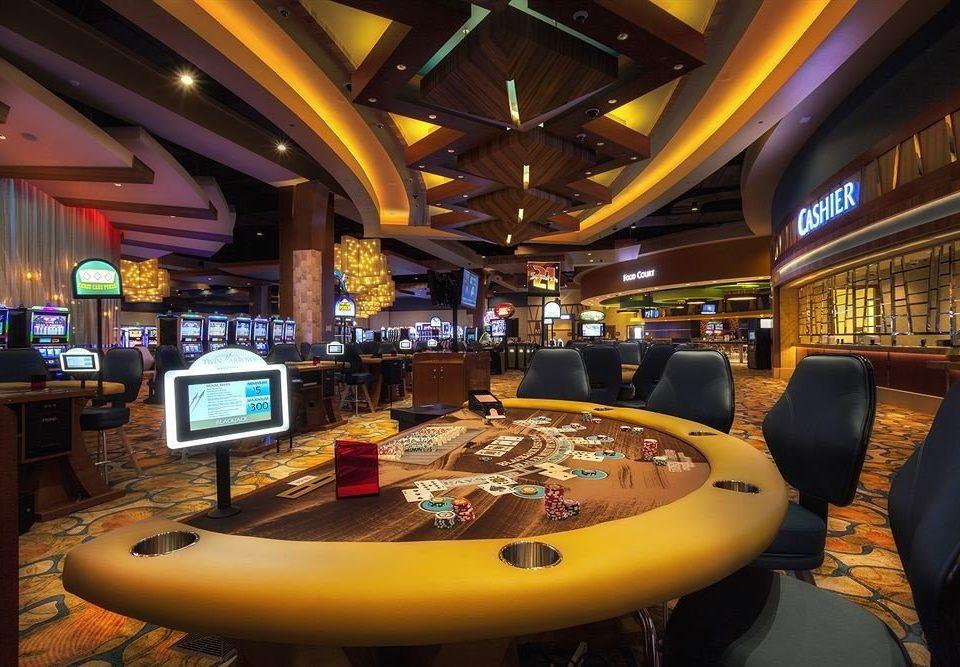 recreation room building billiard room games Casino nightclub
