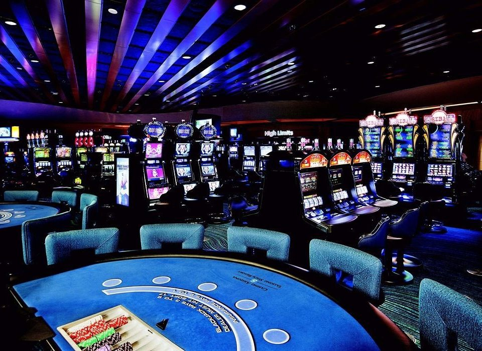 building nightclub games Casino gambling