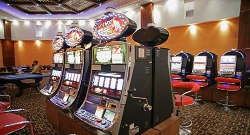building recreation room machine Casino slot machine games