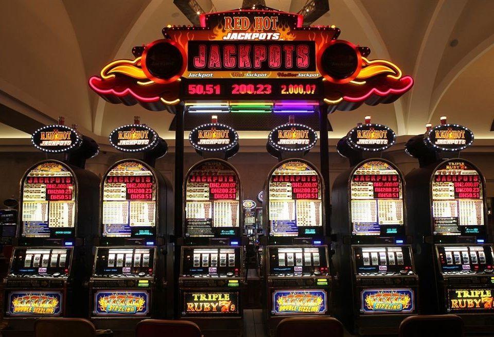 slot machine building machine Casino