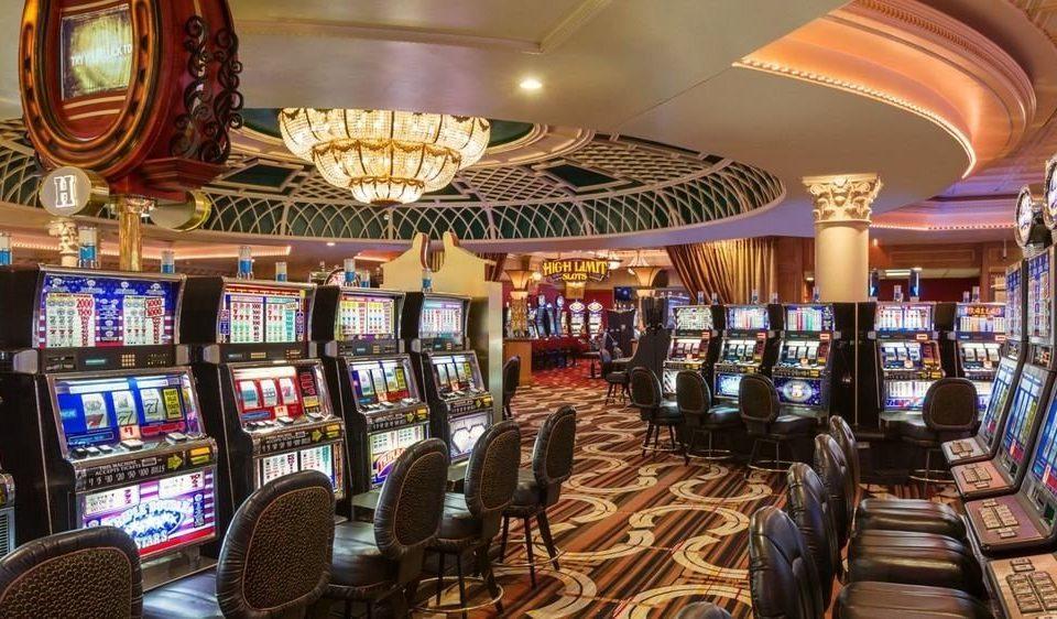 building slot machine Casino