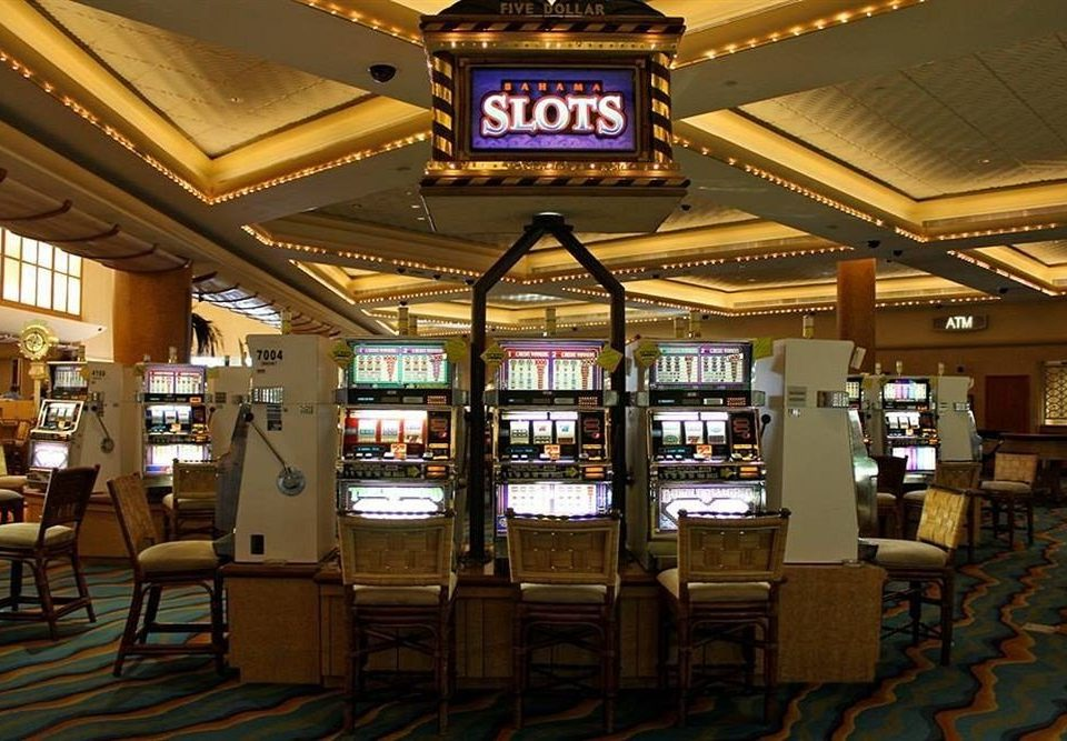 building slot machine Casino