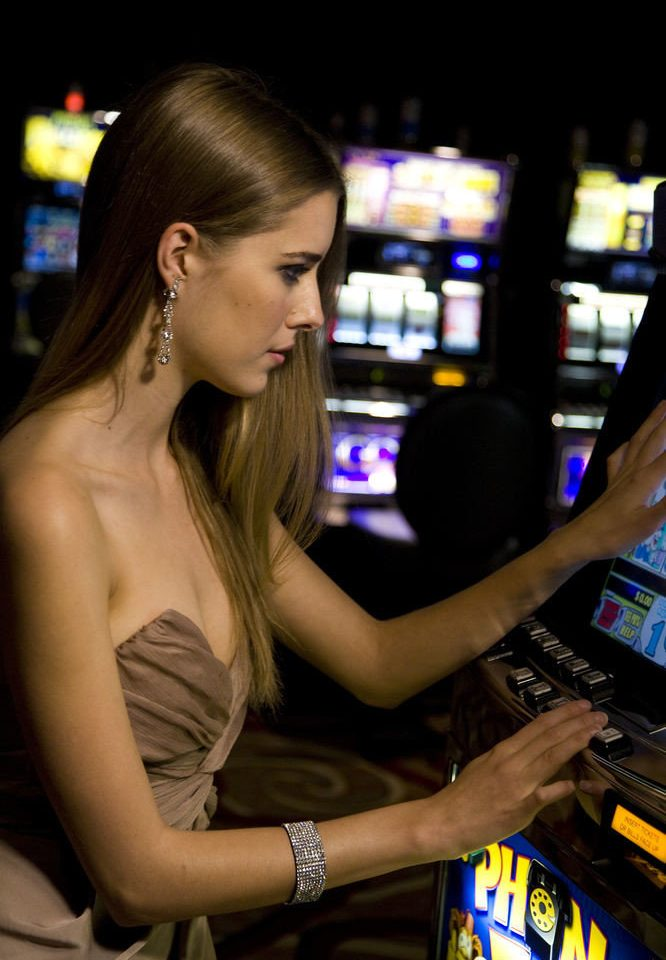 woman car girl Casino
