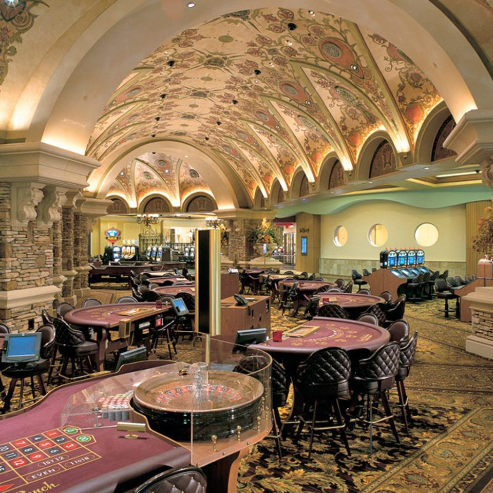 Casino City Entertainment Play Resort building Lobby restaurant