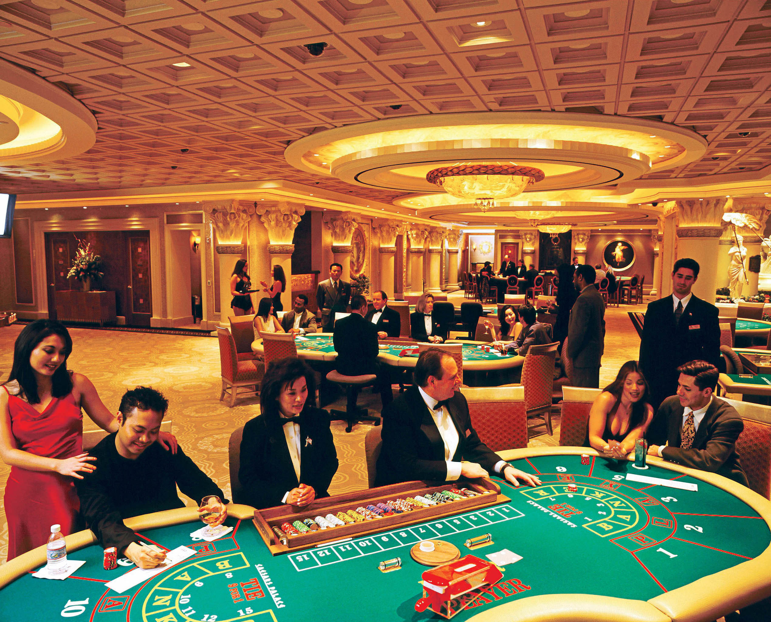 Casino City Entertainment Nightlife Party Play Resort scene gambling house building games