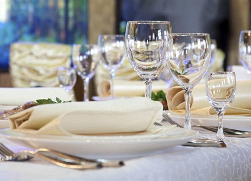 Casino Dining glasses centrepiece restaurant dinner wedding ceremony rehearsal dinner brunch dining table
