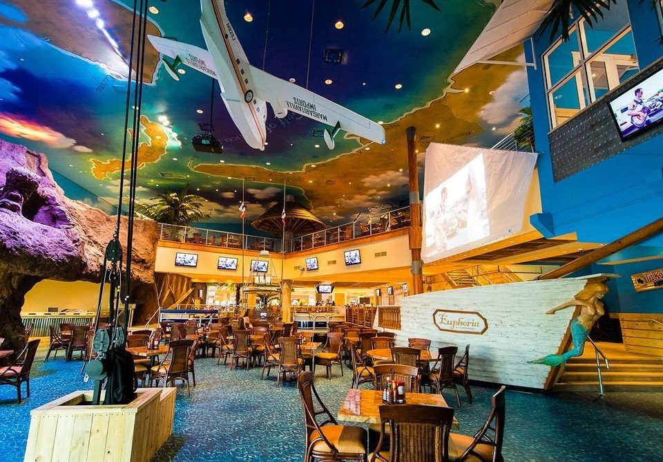 Casino Dining Resort restaurant