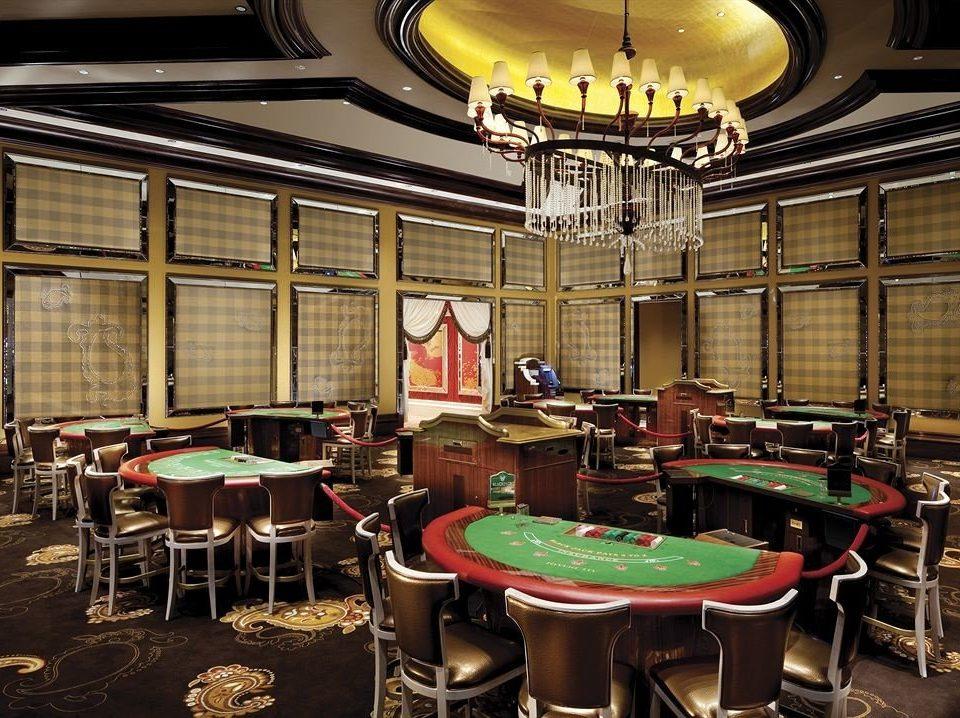 Casino Elegant building billiard room recreation room function hall conference hall restaurant set
