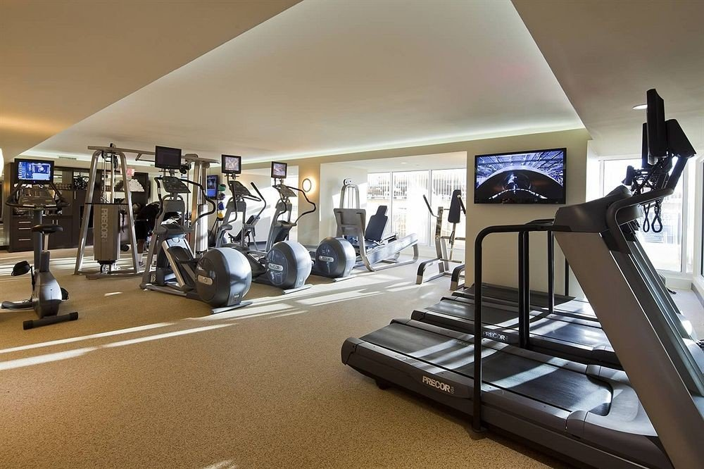 Casino Fitness Resort structure gym sport venue leisure exercise machine physical fitness