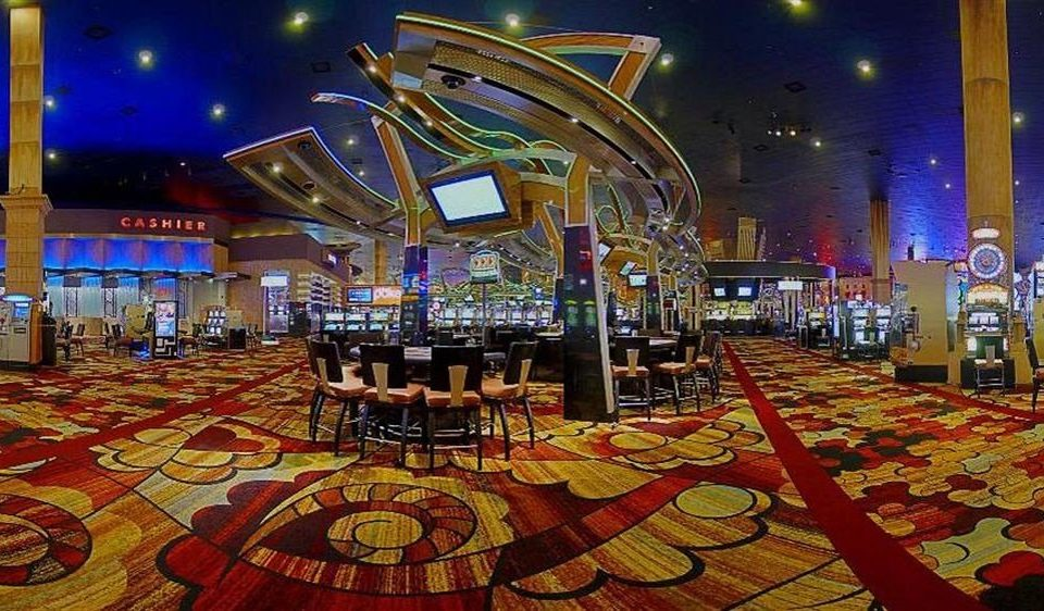 plaza function hall Casino rug