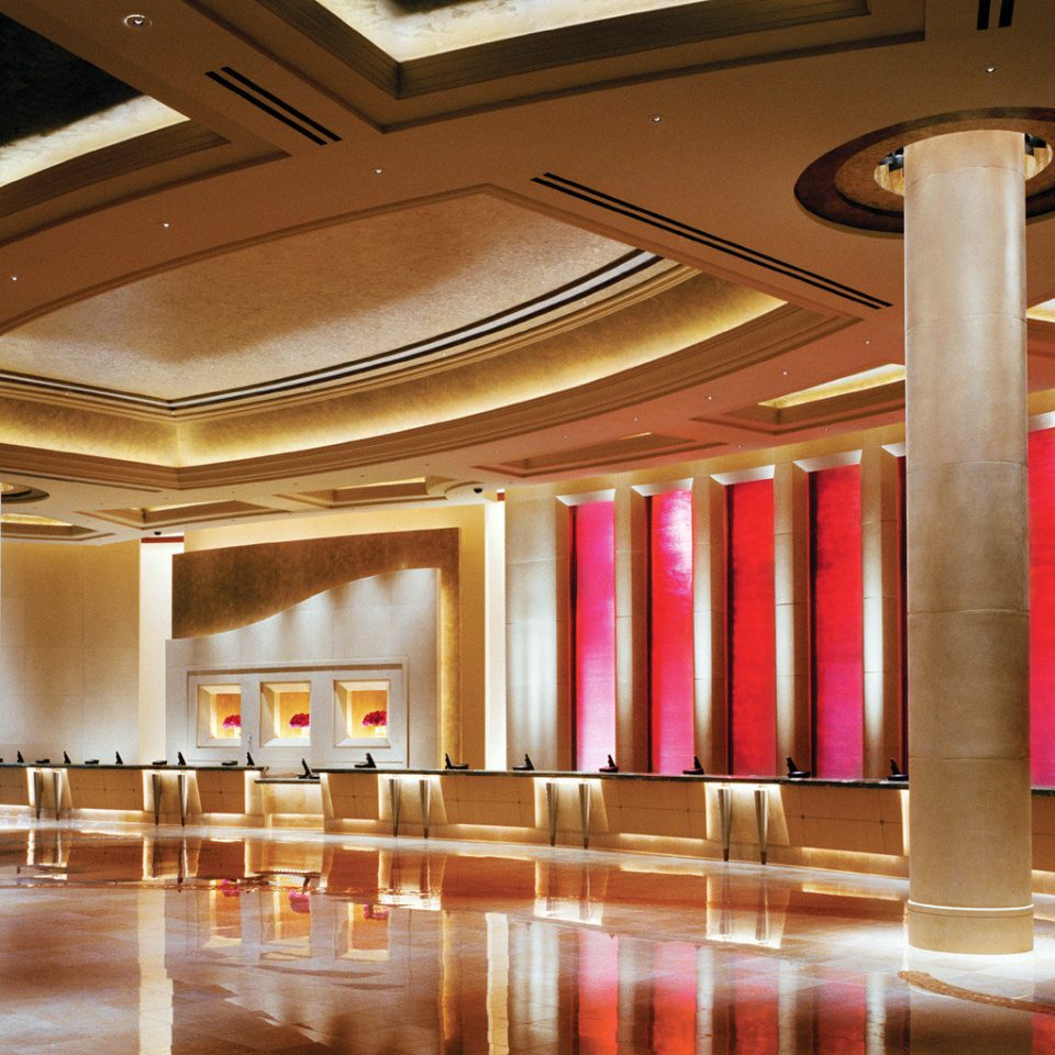 Casino Lobby Modern function hall auditorium ballroom stage convention center theatre palace