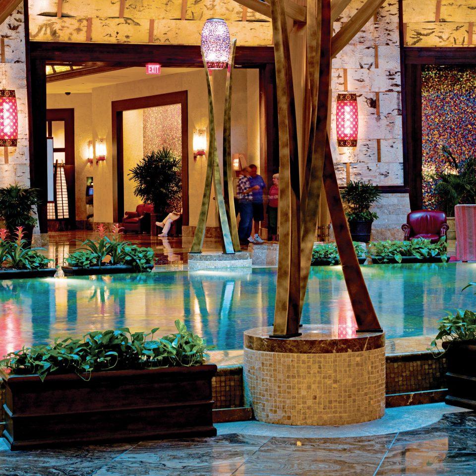 Casino Lobby swimming pool Resort restaurant