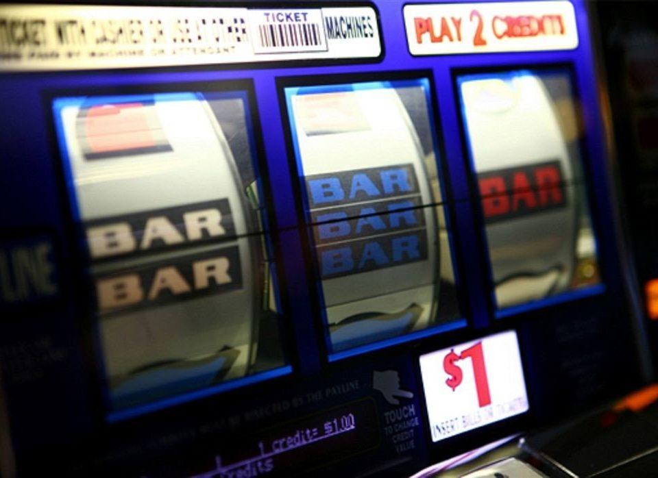Casino machine slot machine