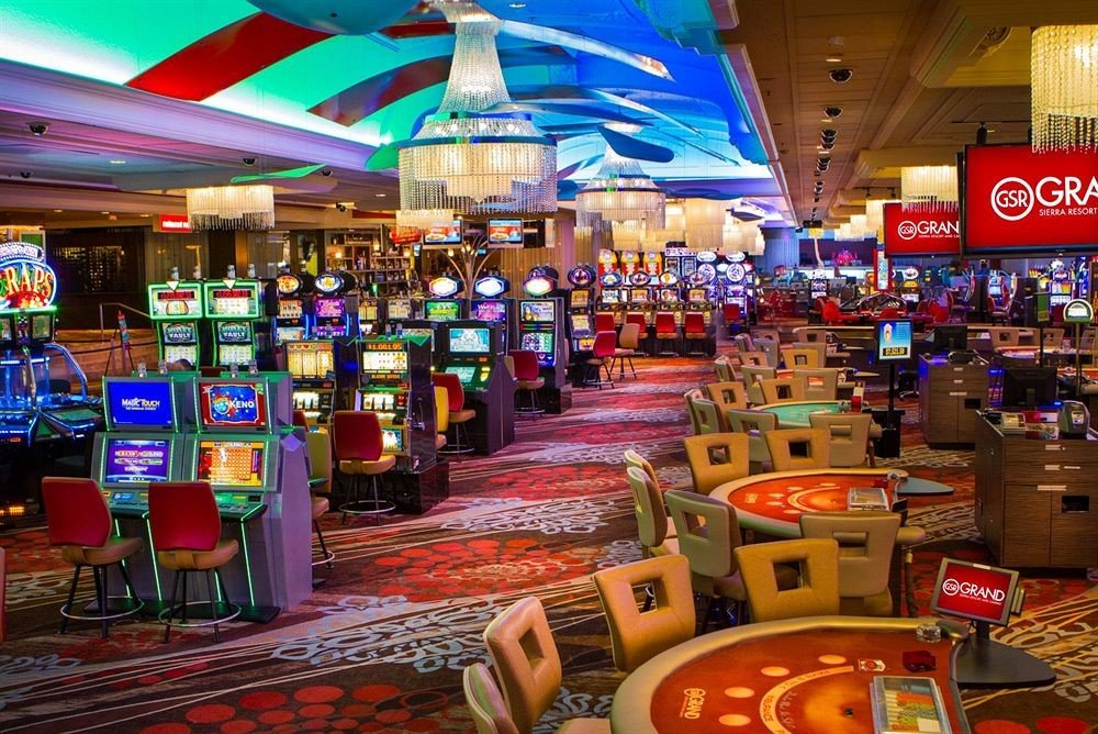 Casino Resort building food court sale