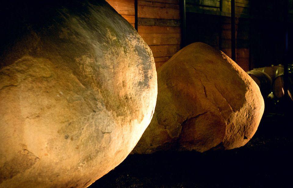 light darkness night rock sunlight concrete screenshot stone cement cave
