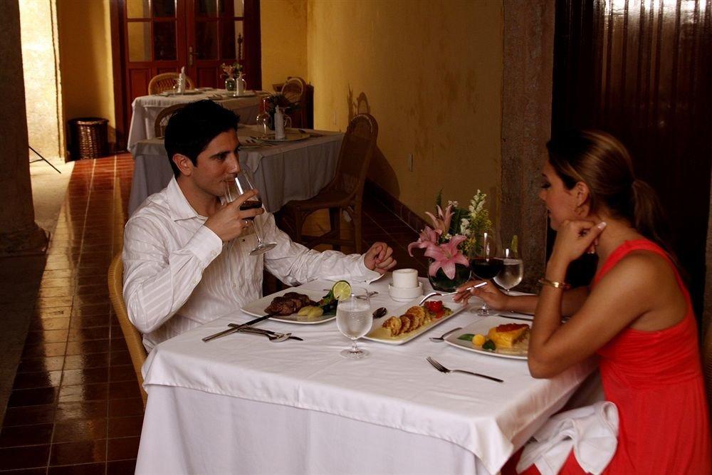 dinner ceremony