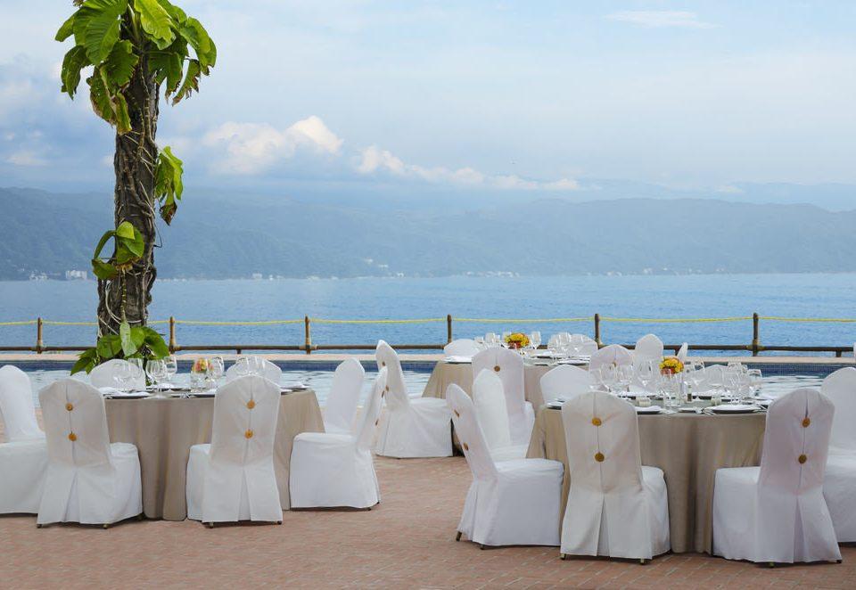 sky wedding ceremony