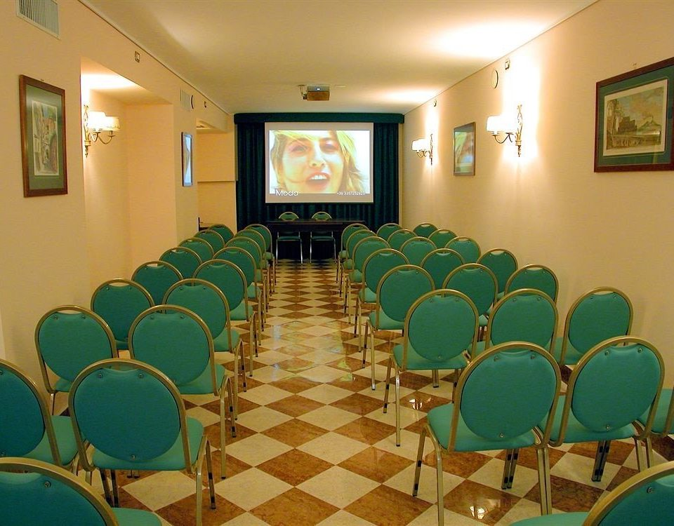 chair conference hall function hall waiting room classroom conference room