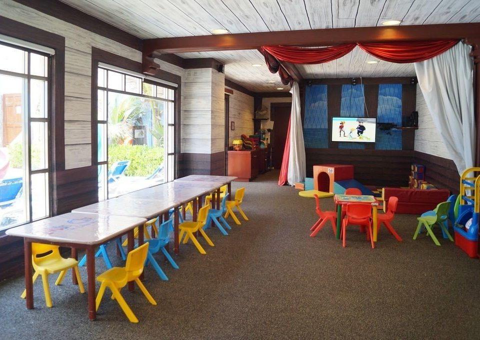 chair kindergarten classroom