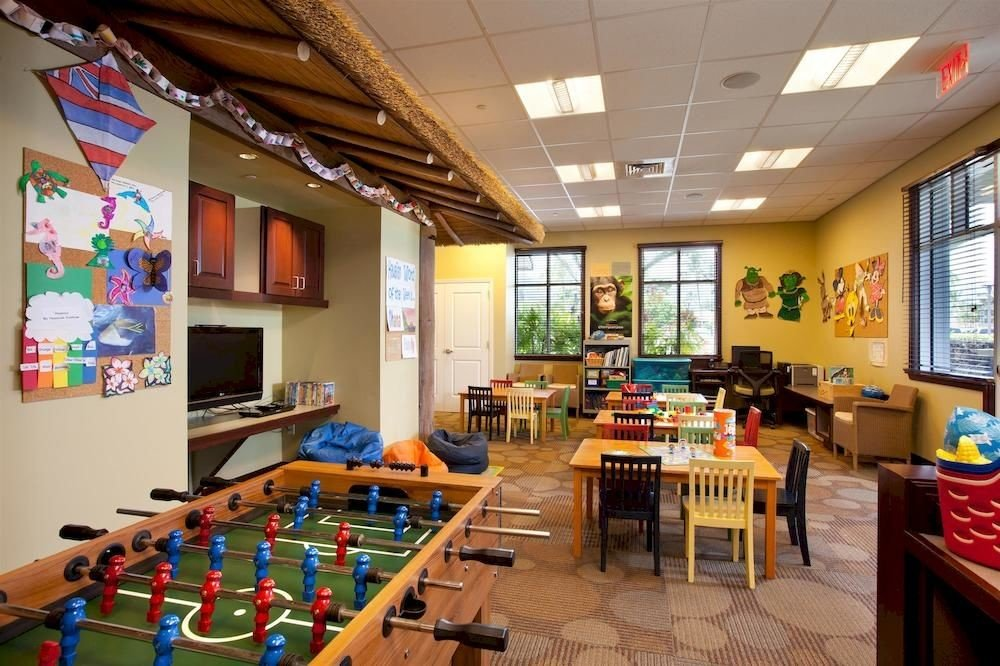 chair classroom recreation room restaurant