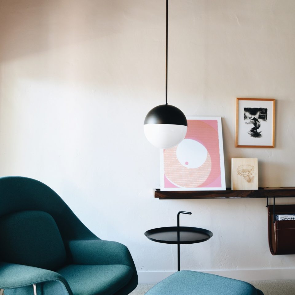 color living room chair lighting office couch lamp