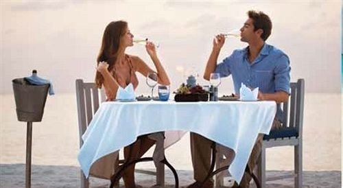 chair conversation communication human behavior water dining table