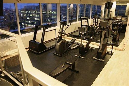 structure chair sport venue gym office computer