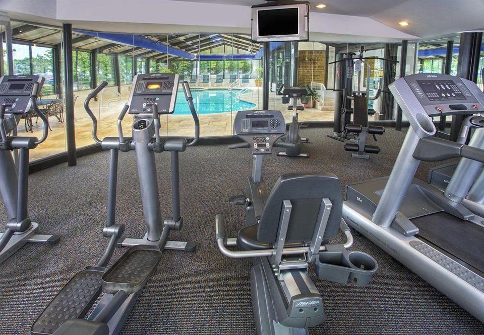 structure chair gym sport venue leisure condominium exercise machine