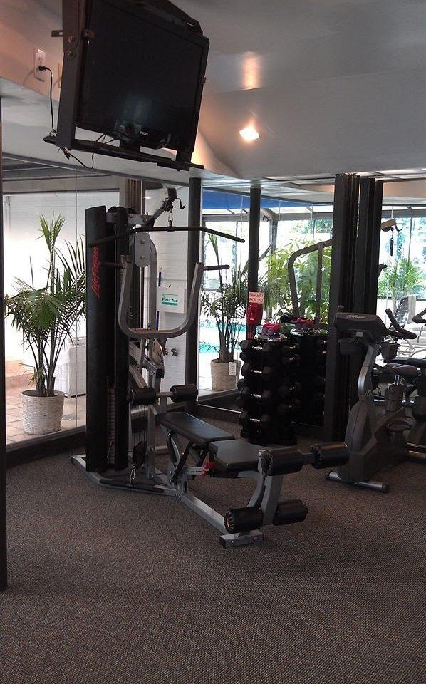 structure chair property sport venue gym condominium home