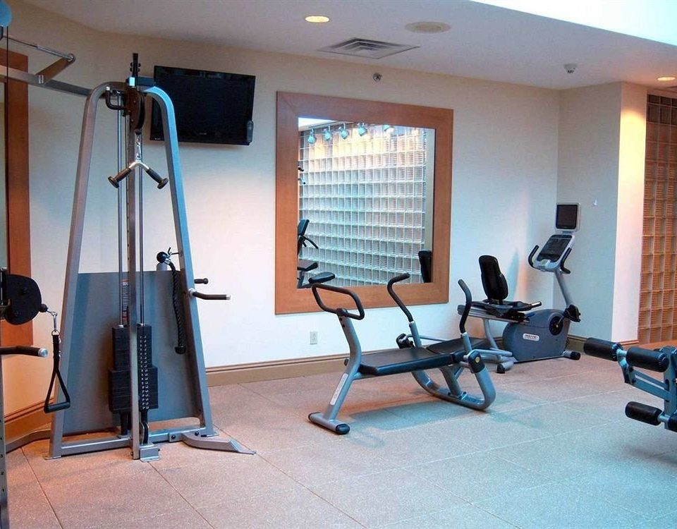 structure gym property chair sport venue muscle physical fitness condominium
