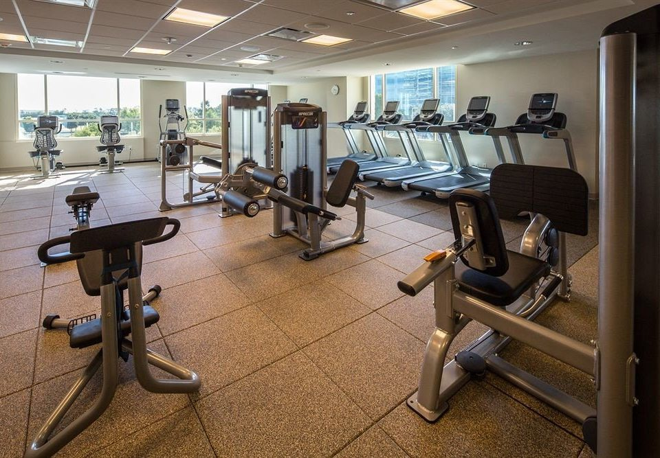 structure chair property sport venue gym condominium office