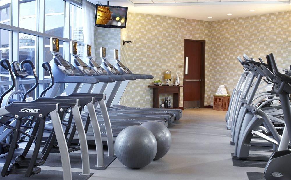chair structure property sport venue gym condominium