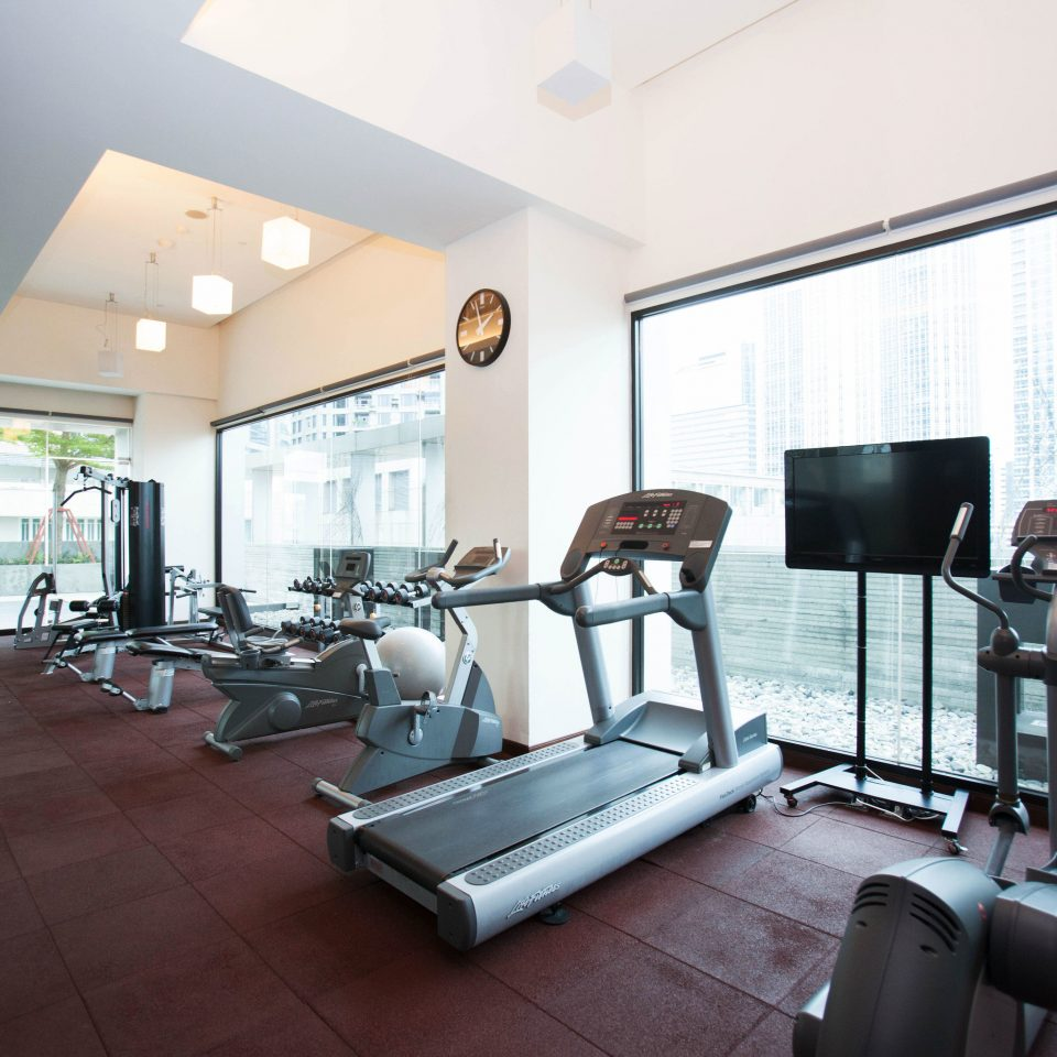 structure chair property condominium sport venue gym
