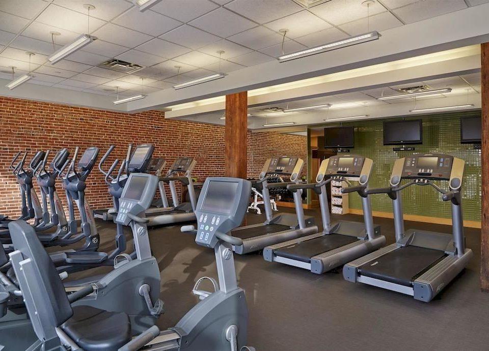 structure gym chair sport venue condominium