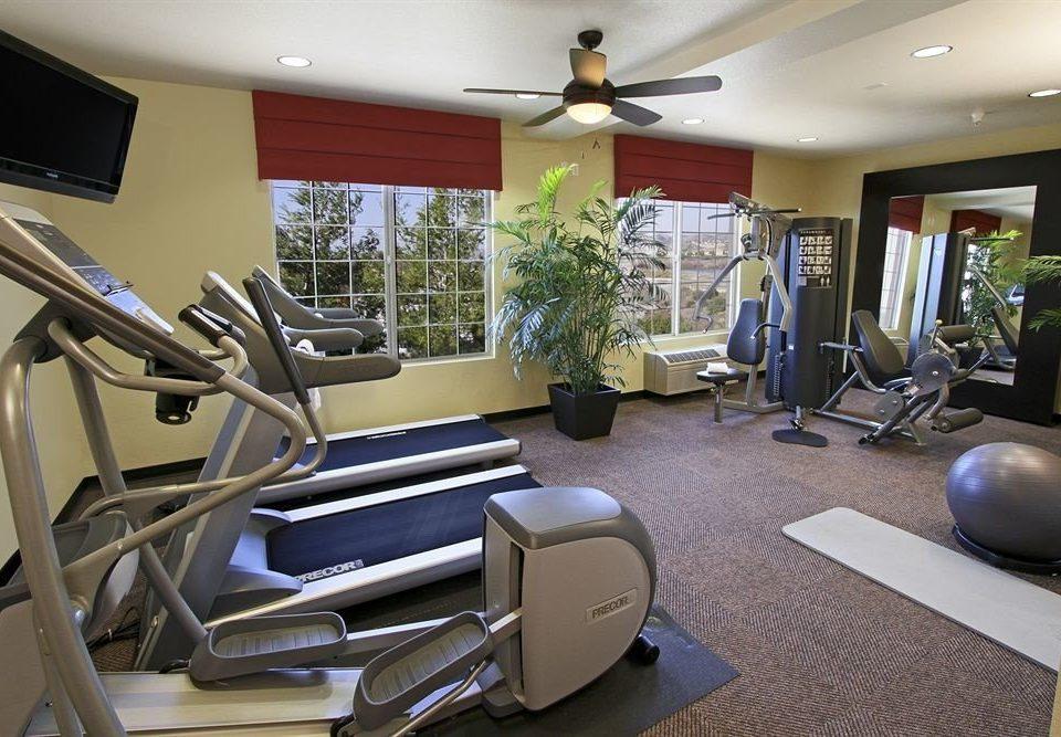 chair structure sport venue gym condominium