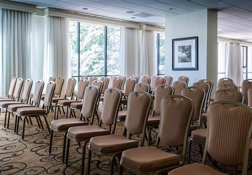 chair property conference hall function hall meeting dining table conference room