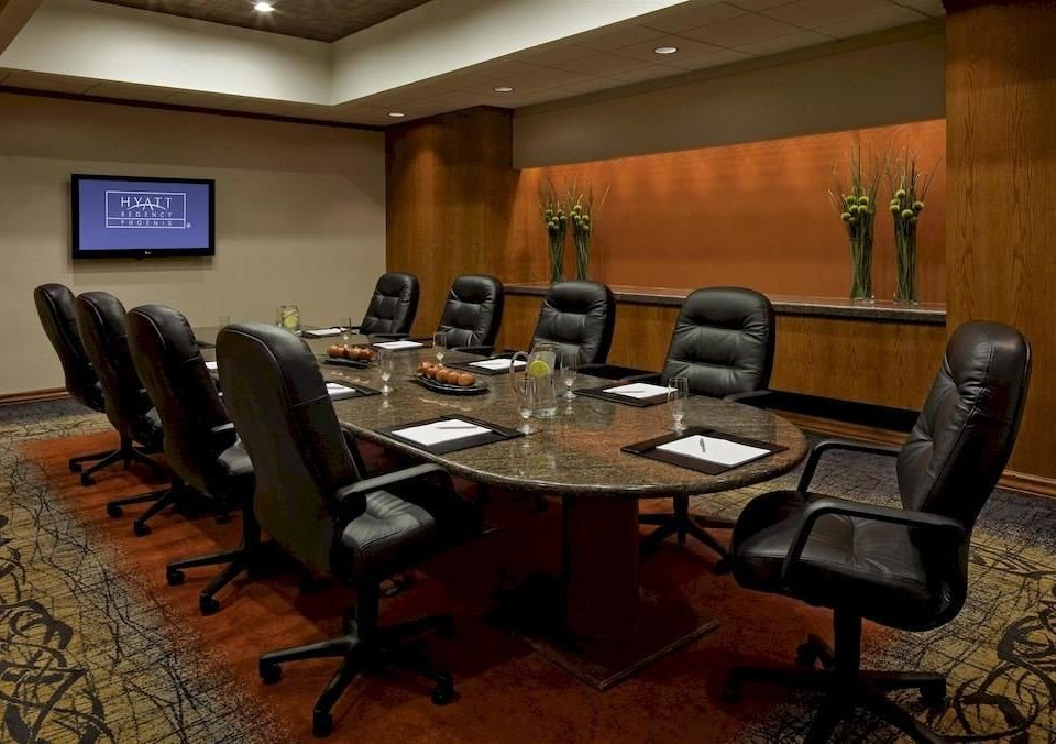 chair property conference hall recreation room conference room leather