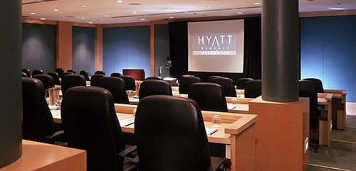 chair seminar conference hall meeting conference room