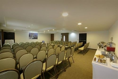chair property conference hall function hall convention center waiting room