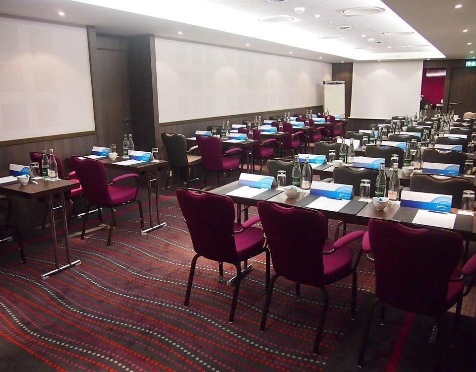 chair function hall conference hall restaurant meeting convention set