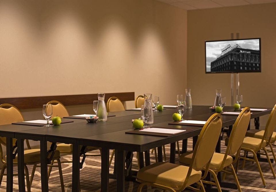 chair restaurant conference hall function hall meeting dining table