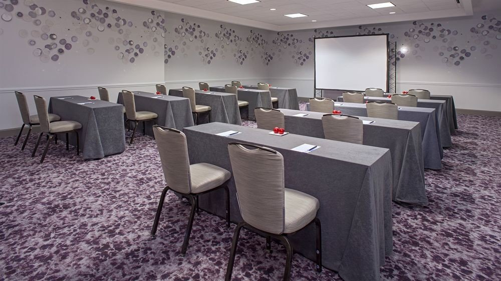 chair conference hall function hall restaurant meeting dining table