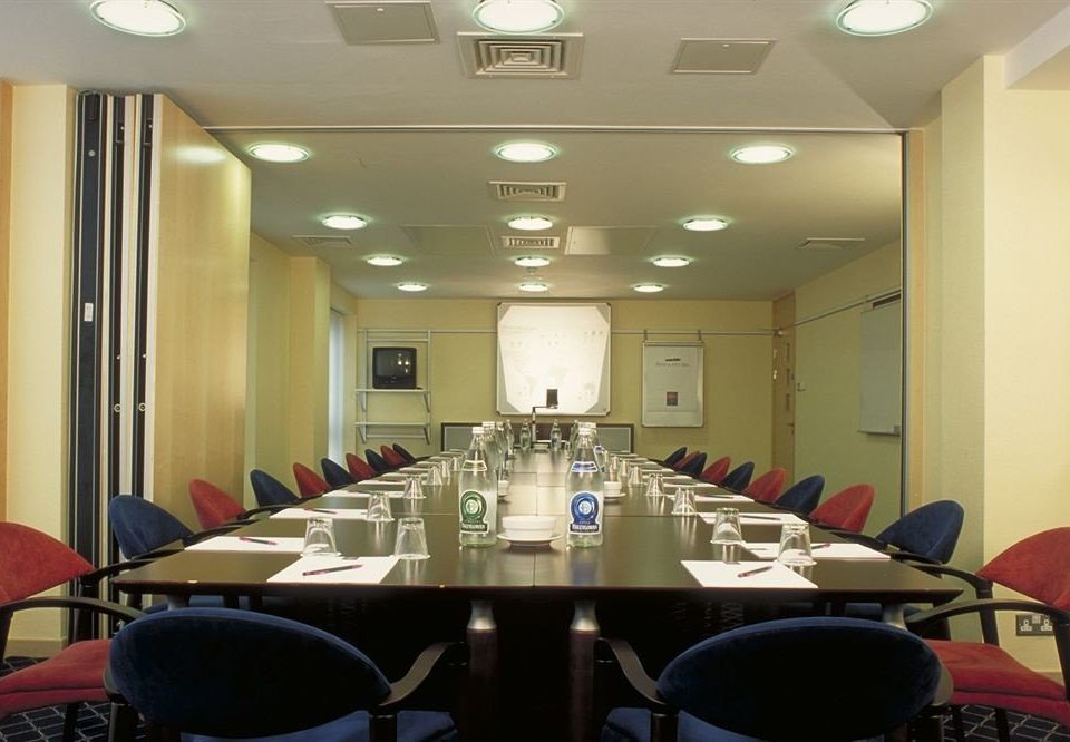 chair conference hall meeting set dining table