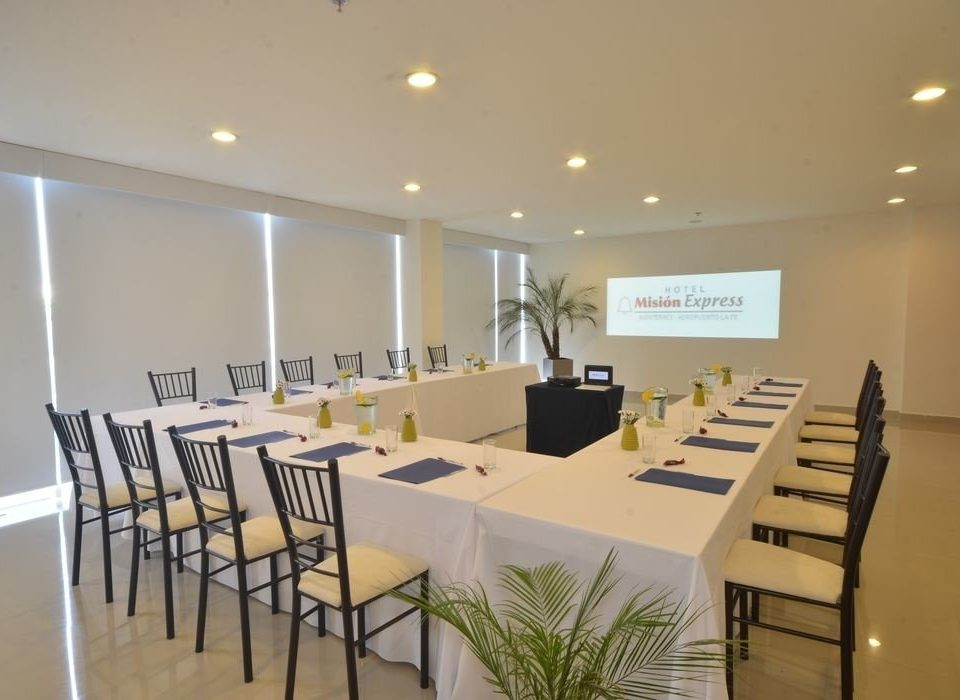 chair property conference hall function hall white restaurant