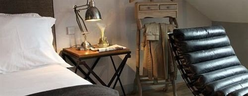 man made object chair property cottage lamp leather